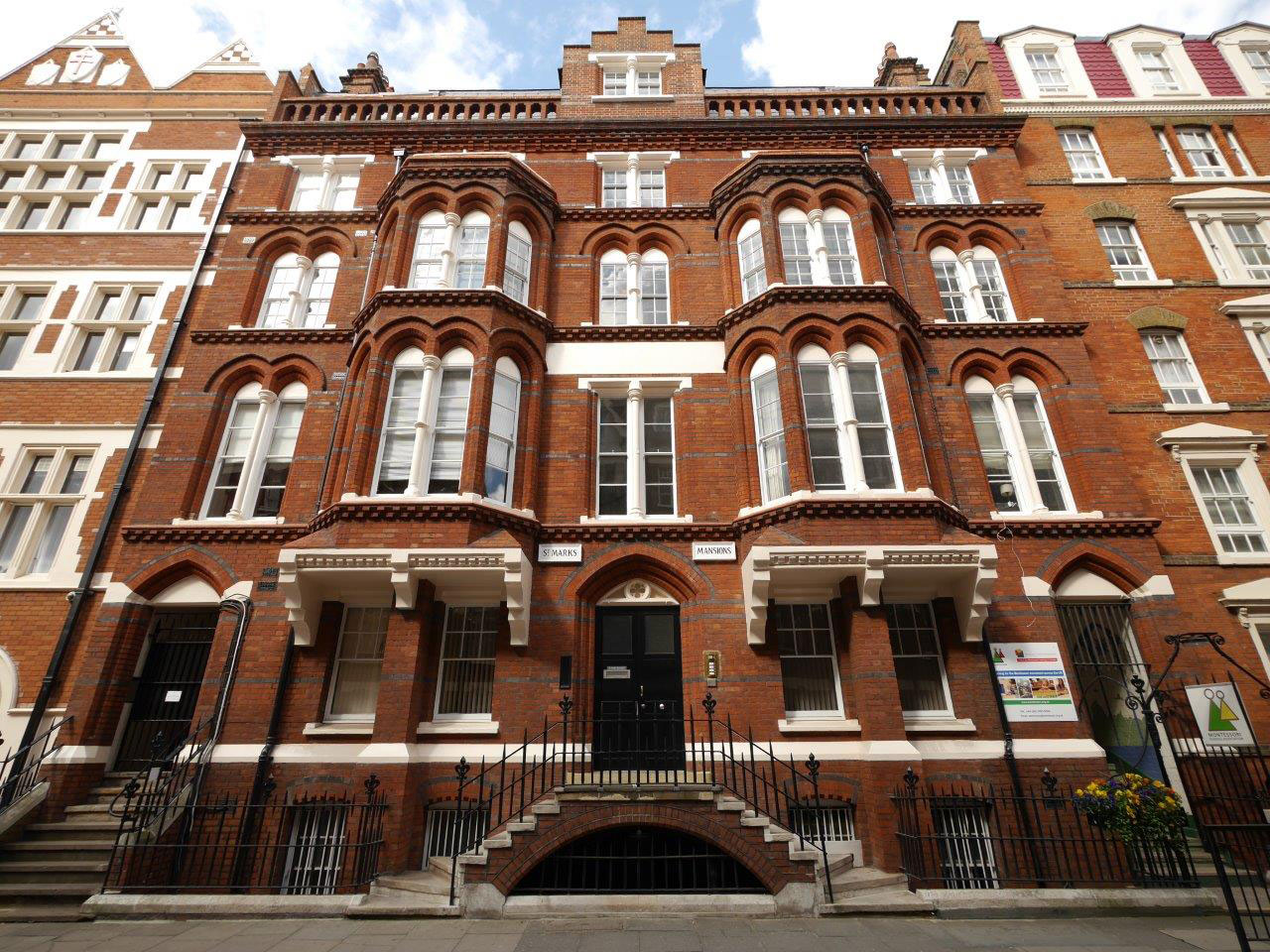 Portfolio Image of St Marks Mansion, Mayfair
