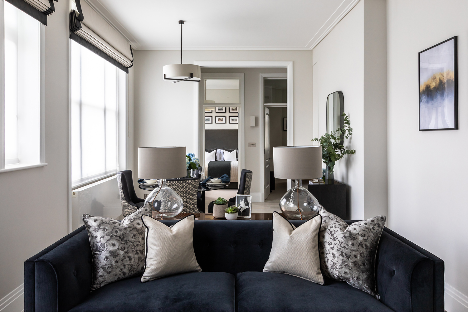 Portfolio Image of Wetherby Mansions, Earls Court, London – Second Apartment